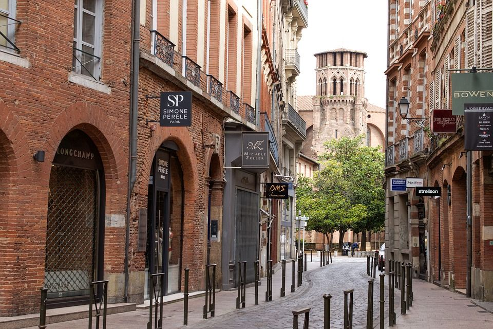 Qué ver en Toulouse: Vieux Quartier