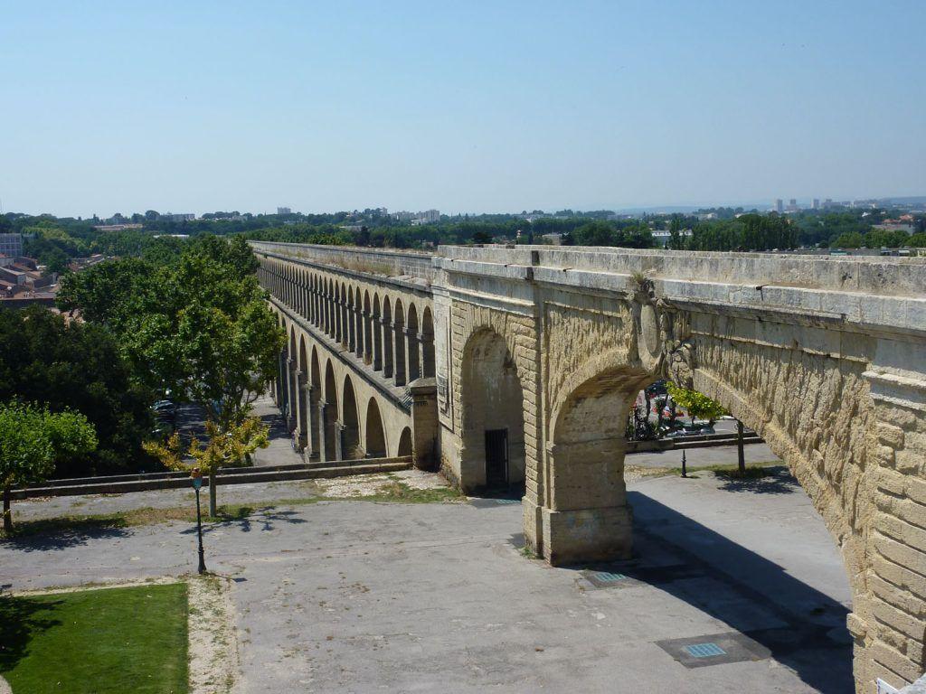 Qué ver en Montpellier: Acueducto de San Clemente