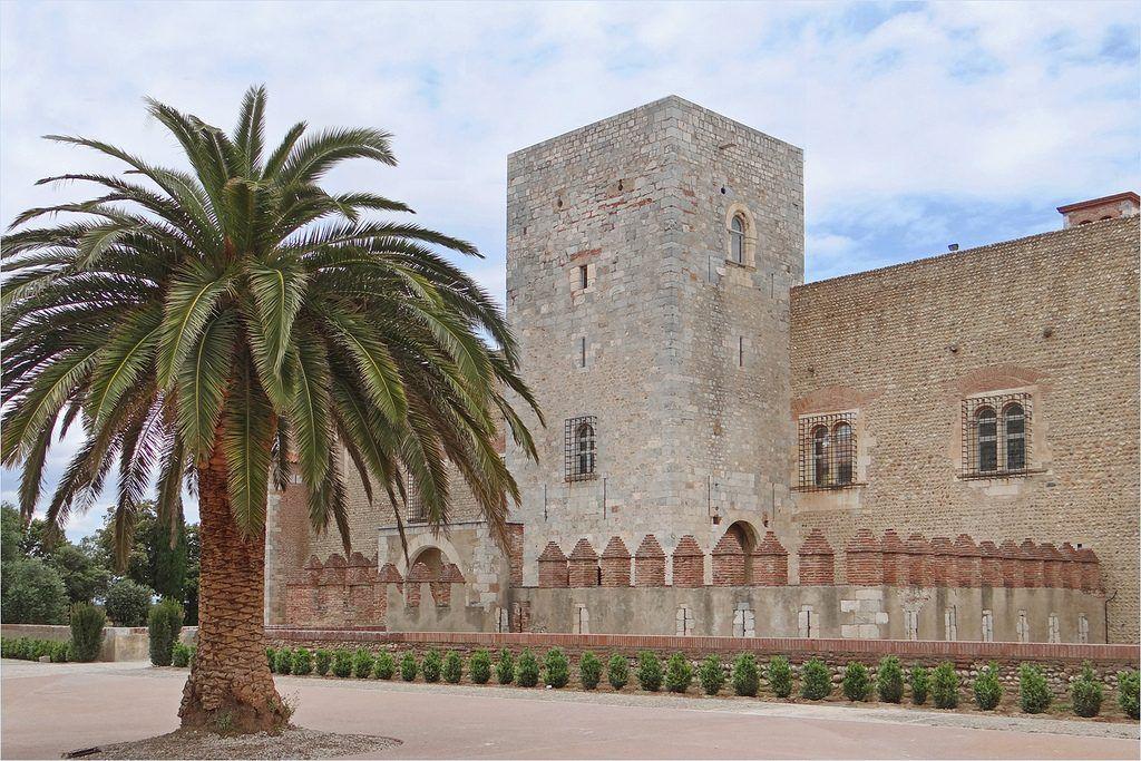 Qué ver en Perpignan: Palacio de los Reyes de Mallorca