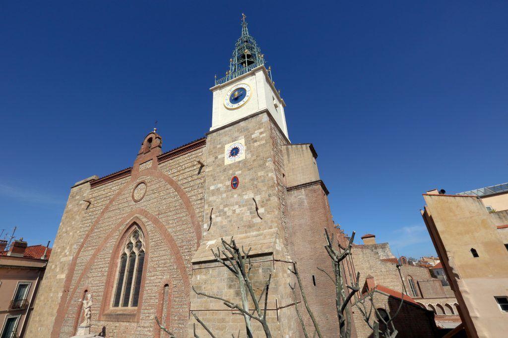 Qué ver en Perpignan: Catedral de St Jean