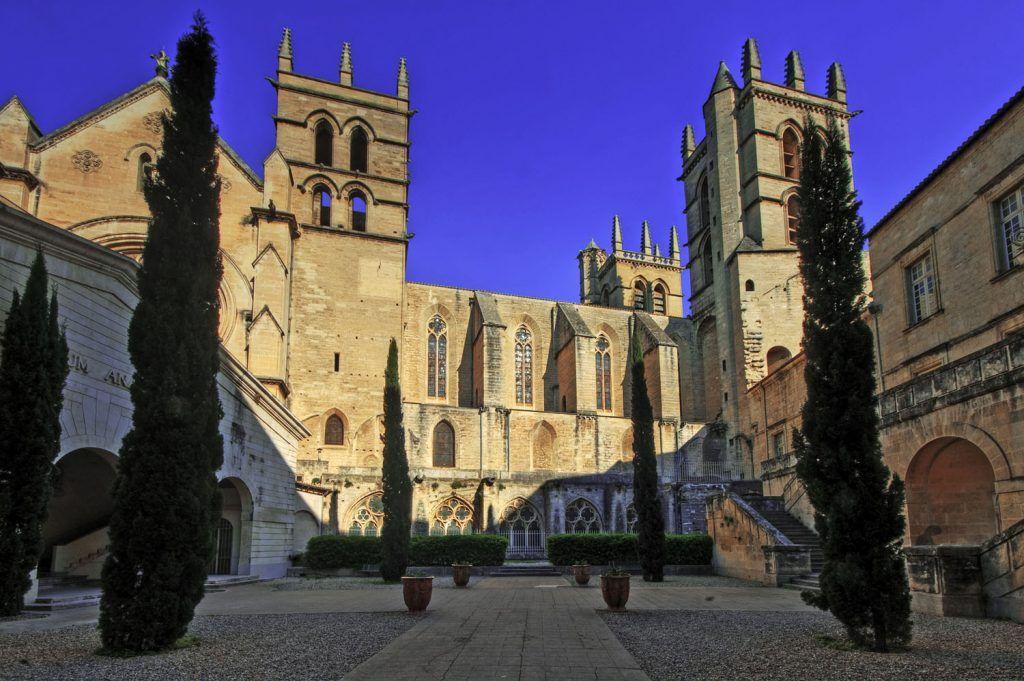 Qué ver en Montpellier: Catedral de San Pedro