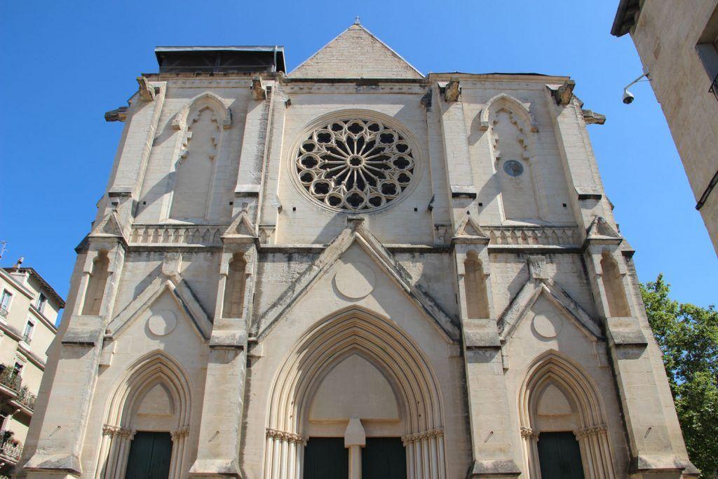 Qué ver en Montpellier: Iglesia de Saint Roch