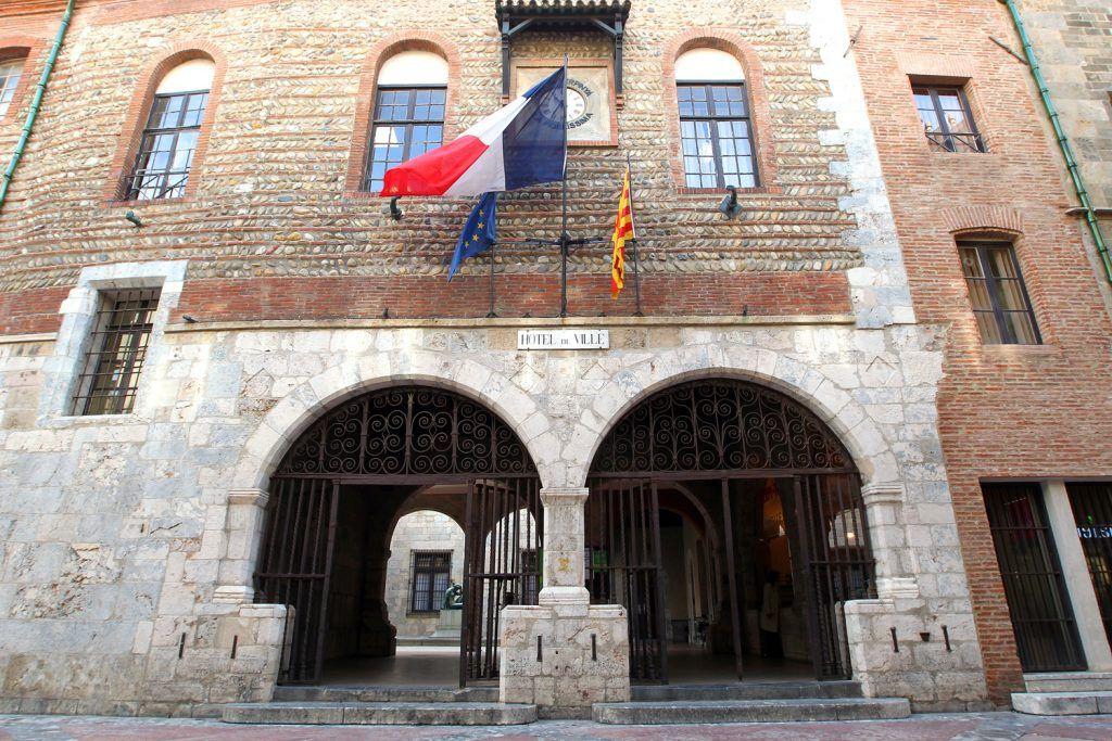 Qué ver en Perpignan: Hôtel de Ville