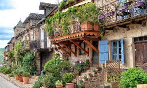 Dónde dormir en una ruta por el sur de Francia