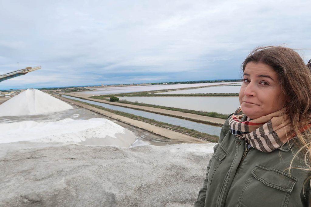 Montpellier - Perpiñán: Aigues Mortes