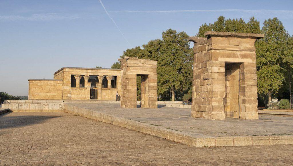 Qué ver en Madrid: Templo de Debod - imprescindibles en Madrid