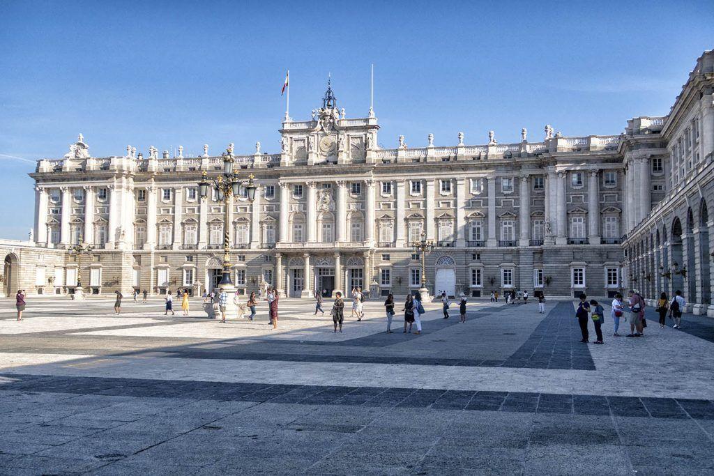 Qué ver en Madrid: Palacio Real