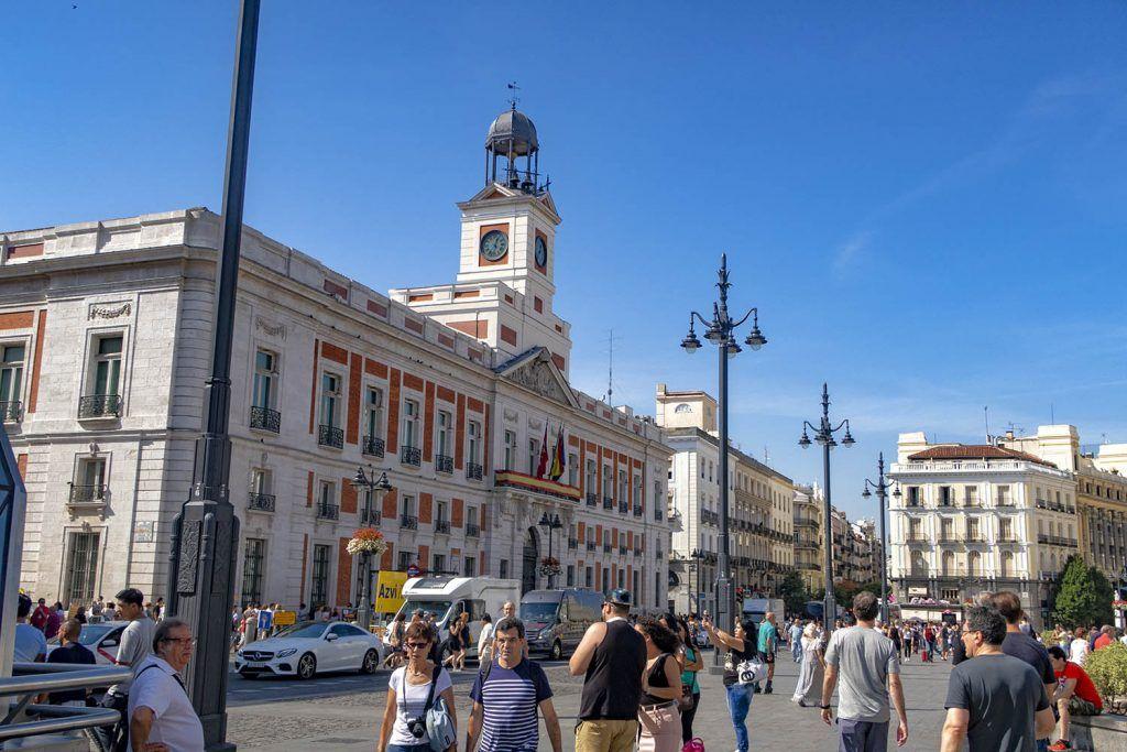 Qué ver en Madrid: Puerta del Sol