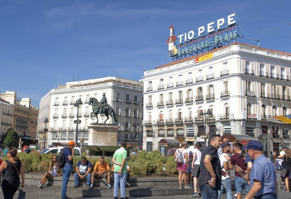 - imprescindibles en Madrid