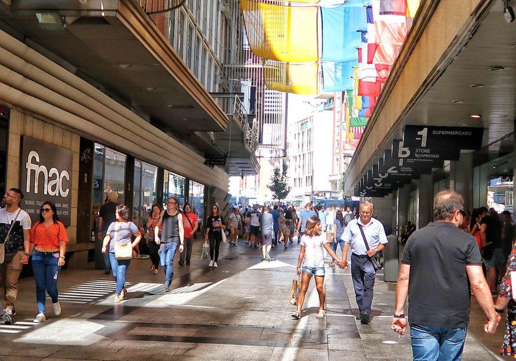 Qué ver en Madrid: Calle del Carmen