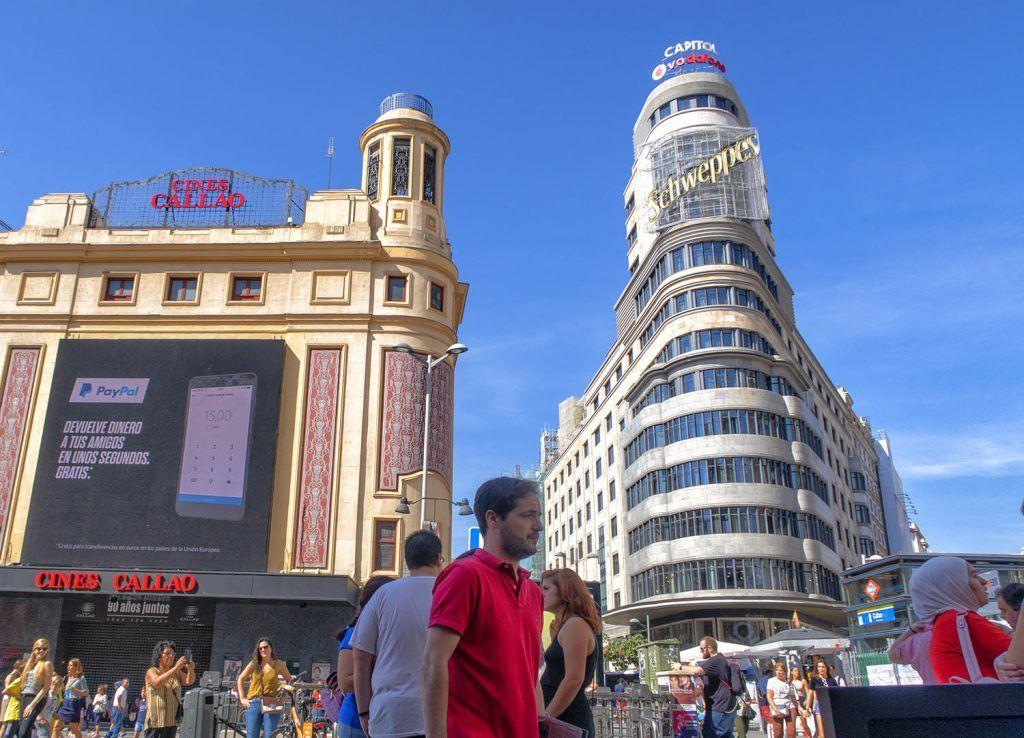 Qué ver en Madrid: Callao