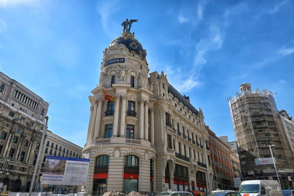 Qué ver en Madrid: Gran Vía