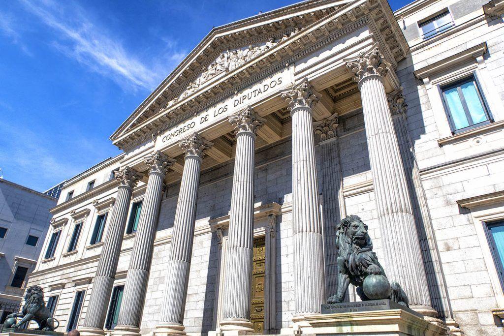 Qué ver en Madrid: Congreso de los Diputados