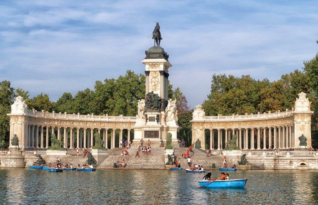 Qué ver en Madrid: Parque del Retiro