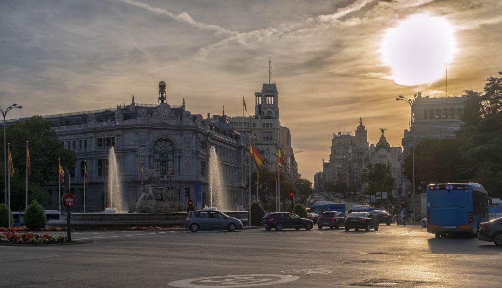 Qué ver en Madrid: Fuente de Cibeles