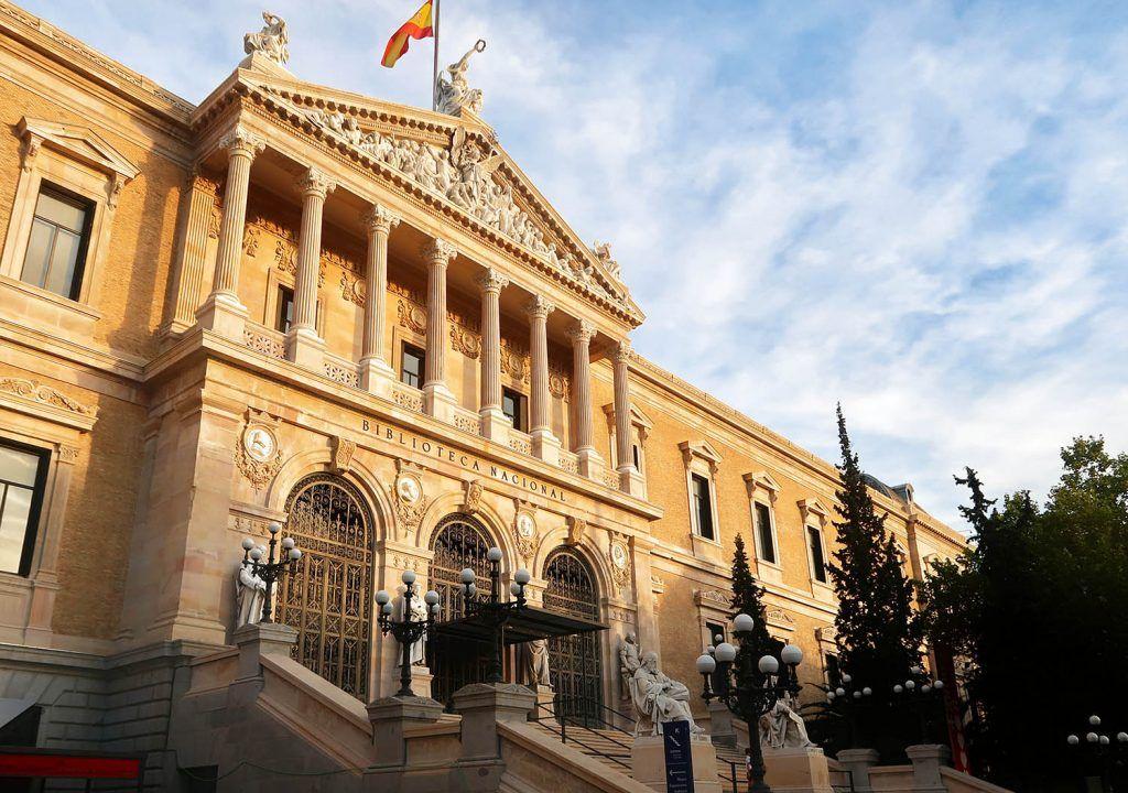 Qué ver en Madrid: Biblioteca Nacional