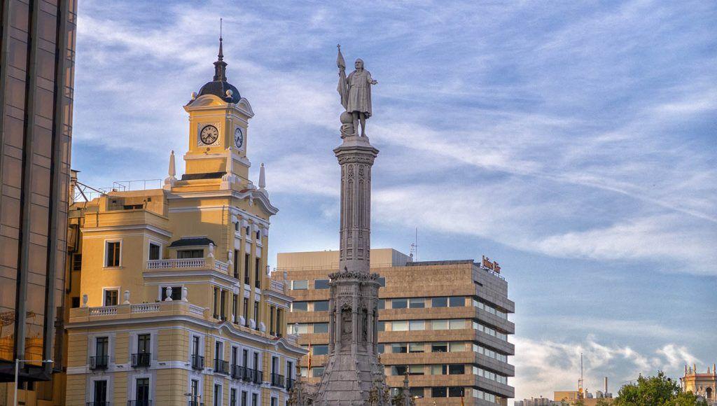 Qué ver en Madrid: Plaza de Colón