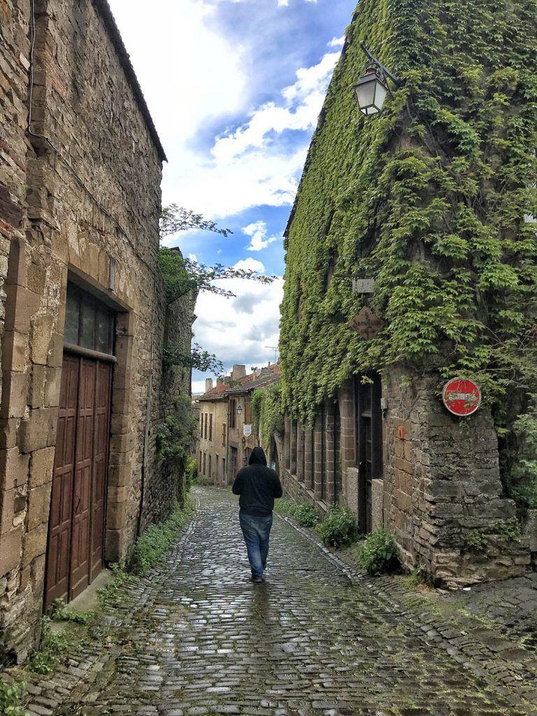 Figeac - Montpellier: Cordes sur Ciel