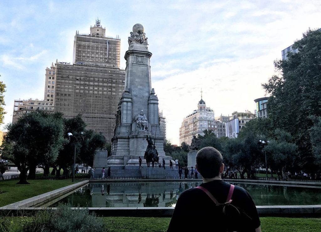 Qué ver en Madrid: Plaza de España