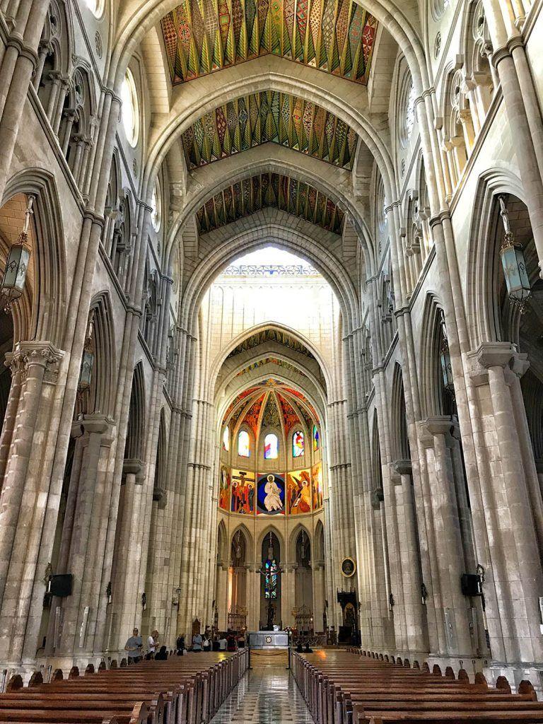 Qué ver en Madrid: Catedral de la Almudena