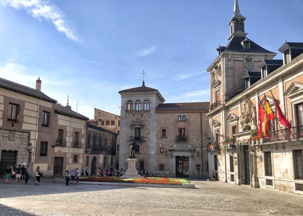 Qué ver en Madrid: Plaza de la Villa