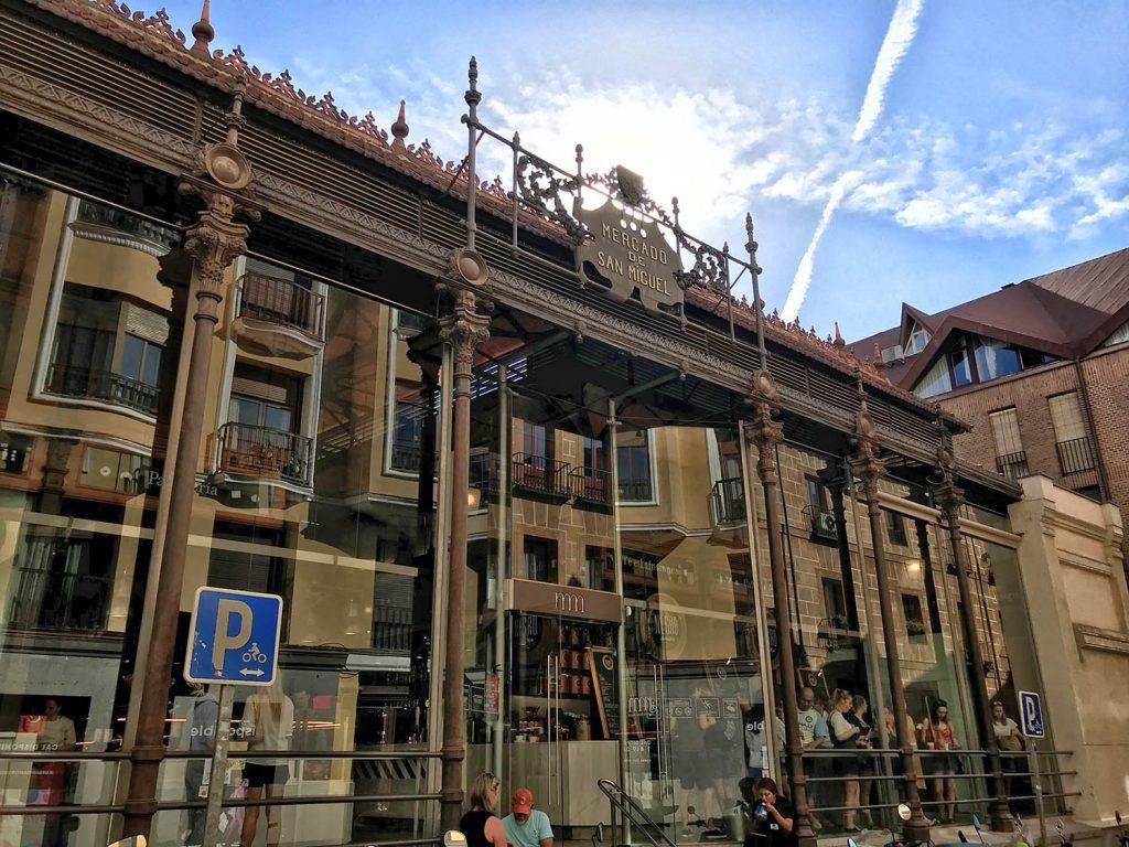 Qué ver en Madrid: Mercado de San Miguel