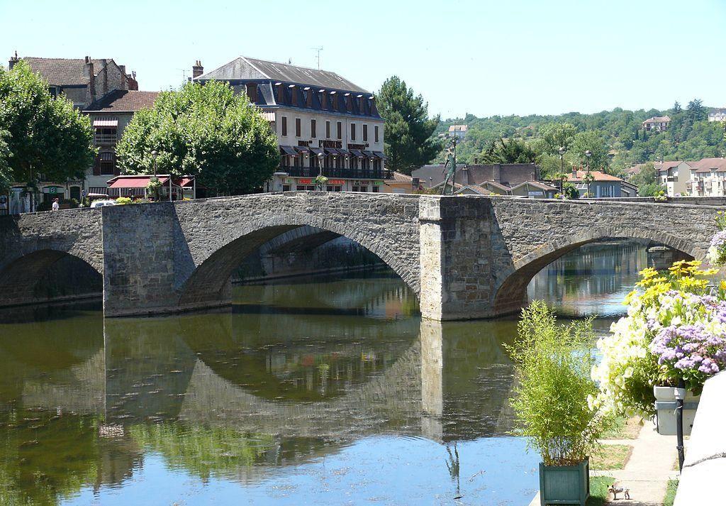 Figeac - Montpellier: Villefranche de Rouergue