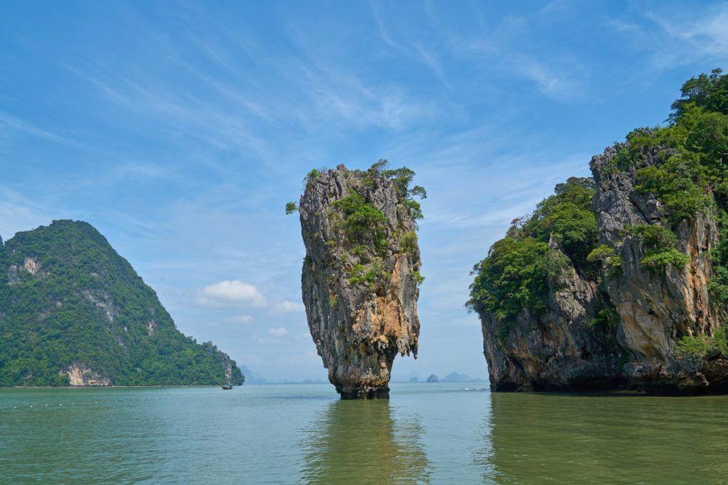 Qué ver en Tailandia: Bahía de Phang Nga