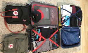 Cómo hacer la maleta para Japón [QUÉ LLEVAR + TRUCOS + VÍDEO]