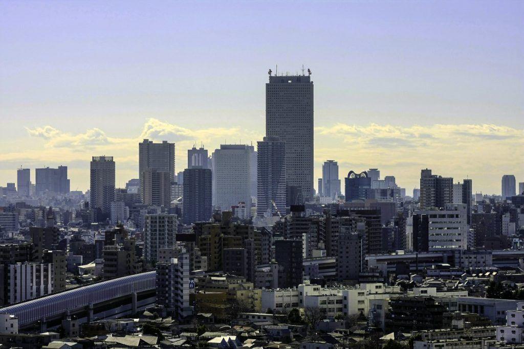 Ikebukuro - miradores de tokio