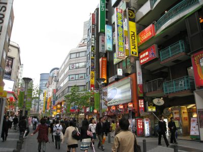 Barrios de Tokio: IKEBUKURO [MAPA + QUÉ VER + ITINERARIO]
