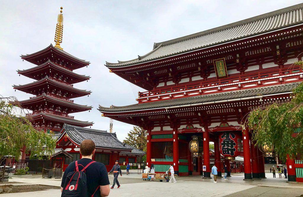 Cómo ir de Gero a Tokio