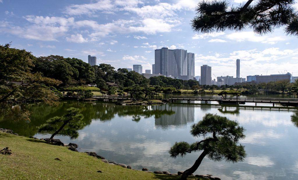 Barrios de Tokio: Chuo