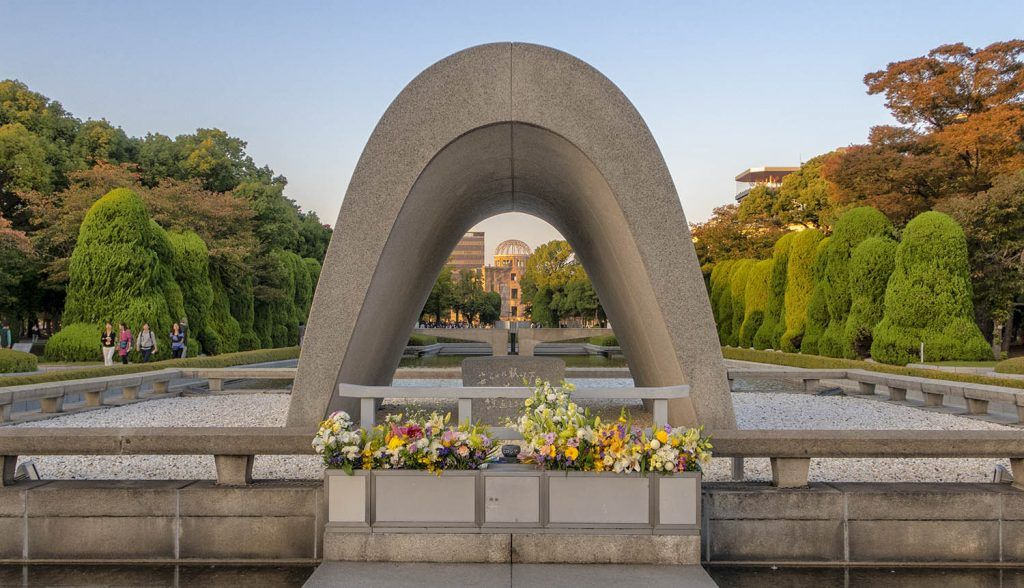Guía de Japón: Hiroshima