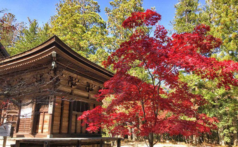 Guía de Japón: Koyasan - cuánto cuesta un viaje a Japón - preparar un viaje a Japón