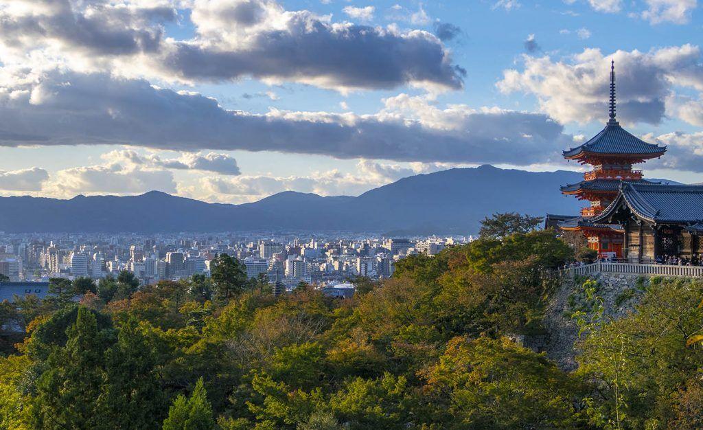 Guía de Japón: Kiyomizu Dera en Kioto