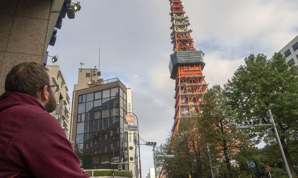 Barrios de Tokio: Roppongi