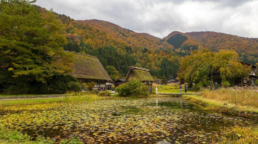 Guía de Japón: Shirakawago
