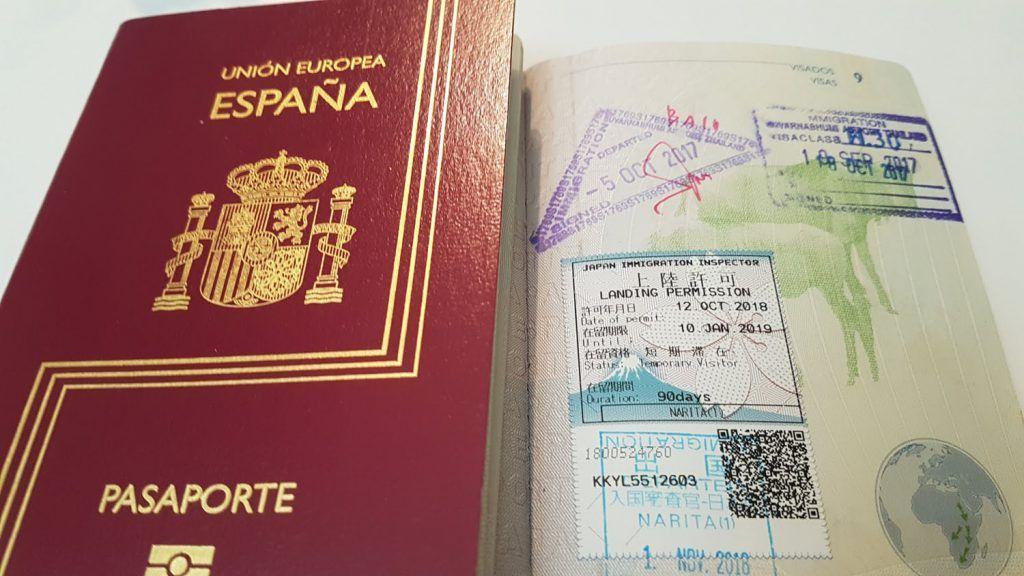 visado para japon - cuánto cuesta un viaje a Japón