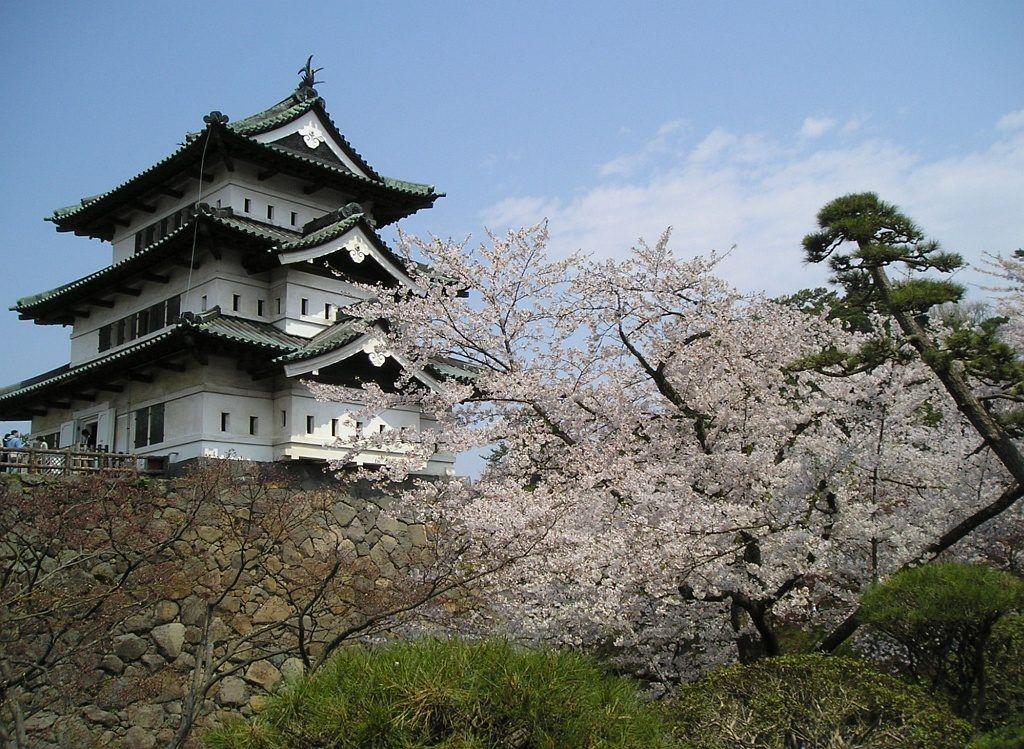Mapa de Japón: Aomori. Fuente: Wikimedia Commons