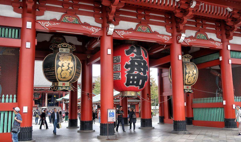Qué ver en Asakusa: Templo Senso-ji - las mejores cosas de viajar a Japón