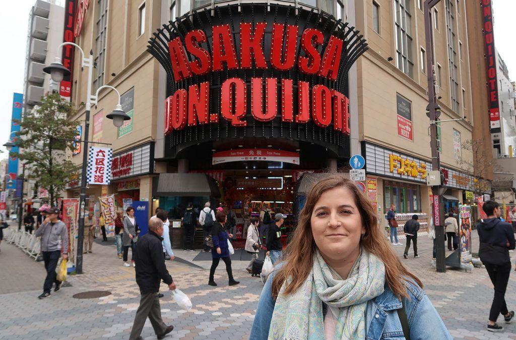 Qué ver en Asakusa: Don Quijote