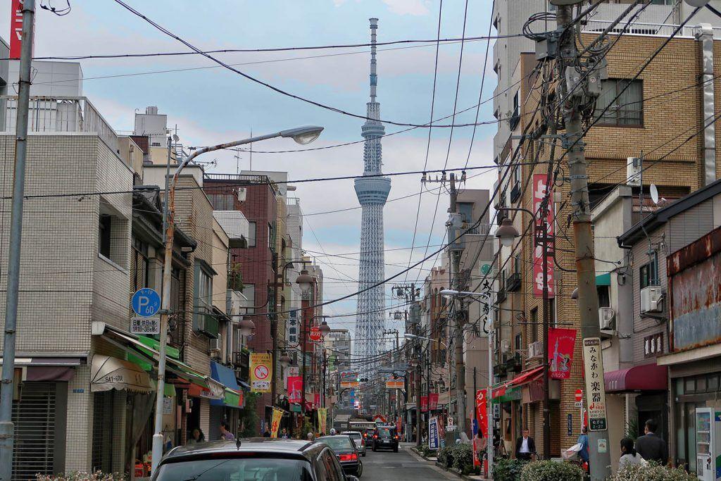 Qué ver en Asakusa: Tokyo Skytree