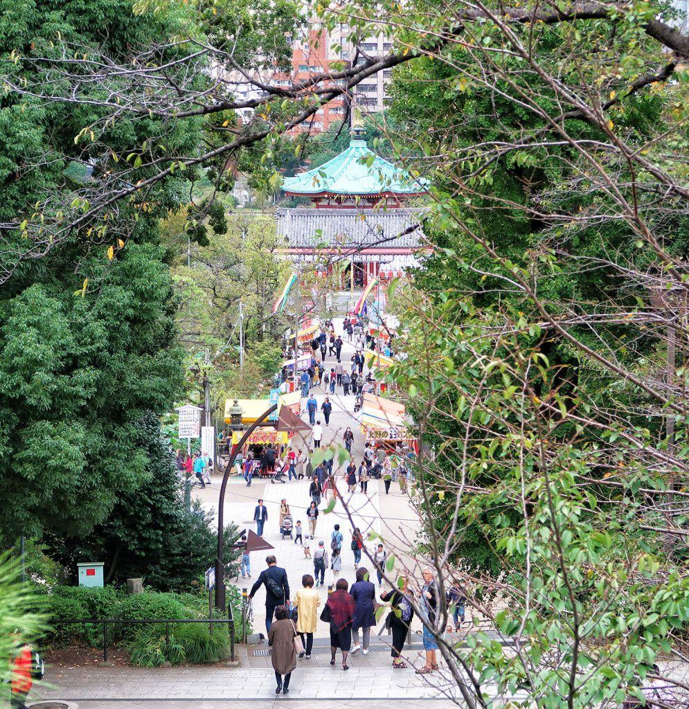 Que ver y hacer en Ueno: Shinobazunoike Bentendo