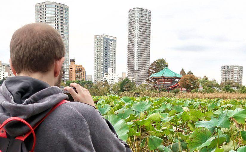 Que ver y hacer en Ueno: Parque de Ueno