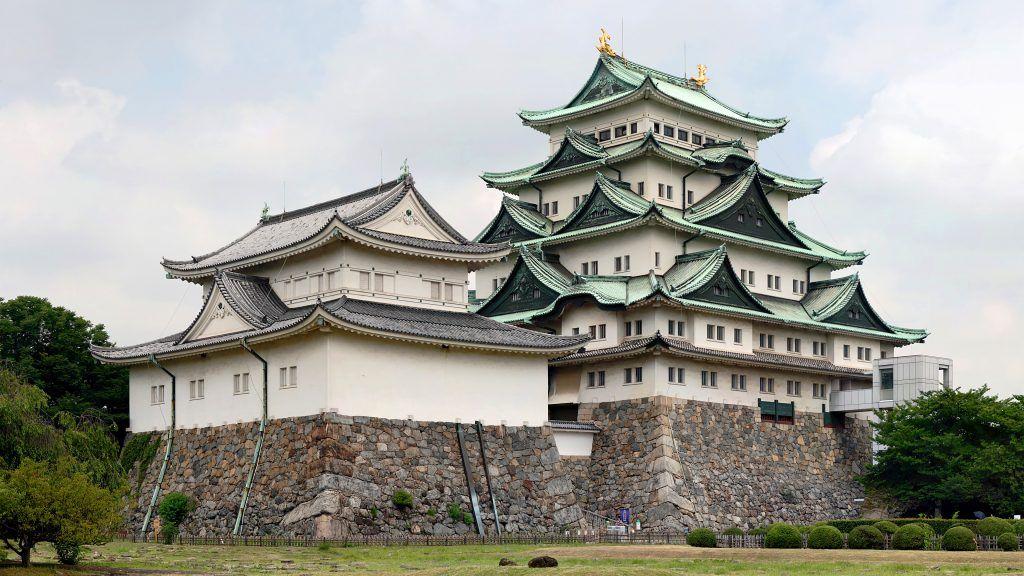 Mapa de Japón: Nagoya. Fuente: Wikimedia Commons