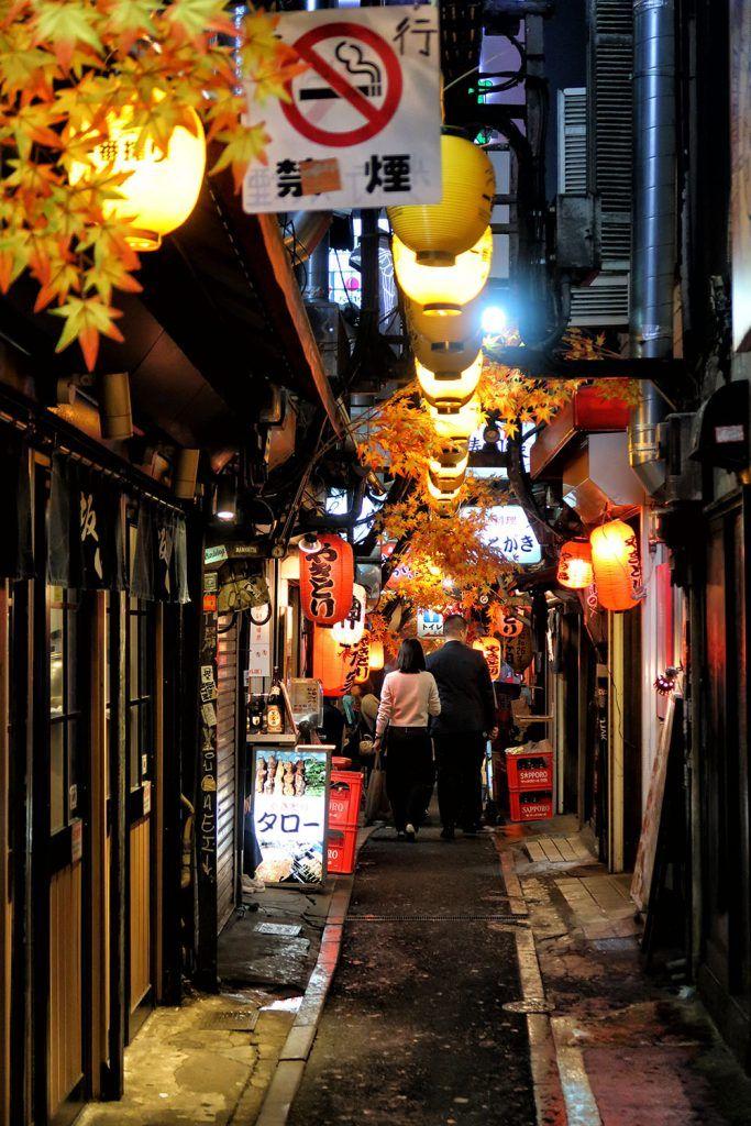 Qué ver en Shinjuku: Omoide Yokochō
