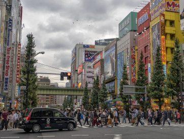 Barrios de Tokio: AKIHABARA [MAPA + QUÉ VER + VIDEO]