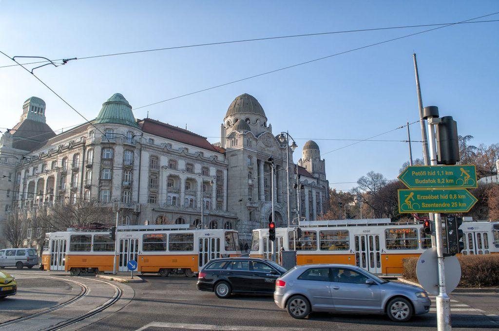 Cómo ir del aeropuerto de Budapest al centro de la ciudad - Transporte en Budapest