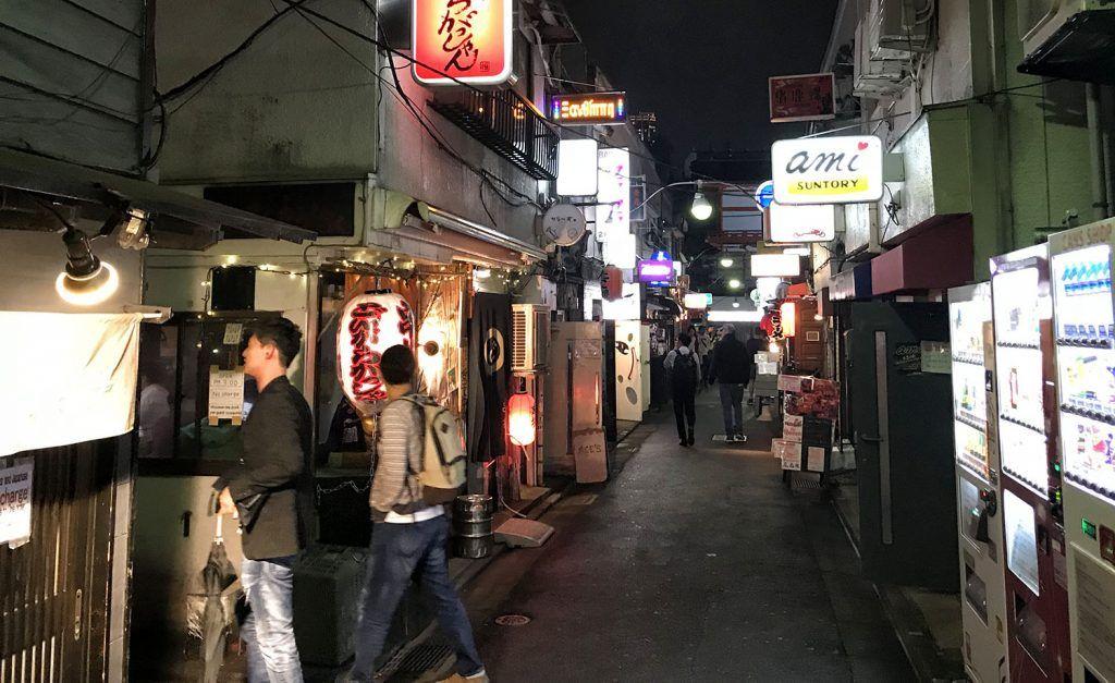 Qué ver en Shinjuku: Golden Gai